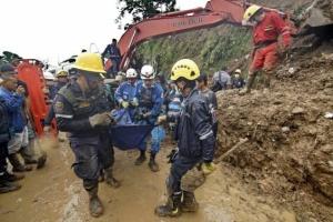 Зсув ґрунту в таборі для біженців в Бангладеш: шестеро загиблих