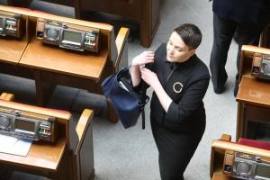 """Савченко считает, что у Венецианской комиссии возникнут вопросы к """"языковому"""" законопроекту"""