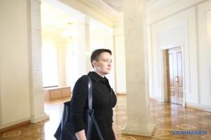 Савченко говорит, что не пойдет в оппозицию к Зеленскому