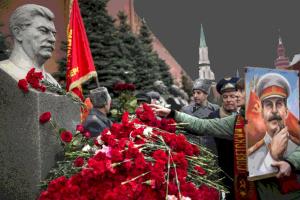 Оце і є той самий сталінізм – в Росії він нікуди не подівся