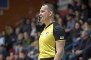 Украинский арбитр Защук будет работать на чемпионате мира-2019 по баскетболу
