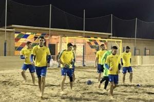 Пляжный футбол: сборная Украины начинает учебно-тренировочный сбор в Киеве