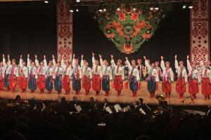 В Анкарі відбувся концерт ансамблю українського танцю імені Вірського