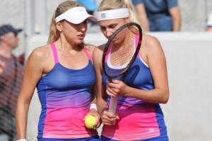 Сестри Кіченок програли стартовий матч парних змагань турніру WTA у Штутгарті