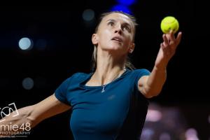 Цуренко проиграла немке Зигемунд на старте теннисного турнира в Штутгарте