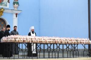 1000 Osterbrote (Paska) für die Ostukraine - Fotos
