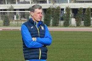 Валерий Паламарчук возглавил молодежную женскую сборную Украины (WU-19) по футболу