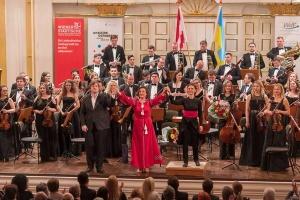 """Украинские звезды собрали полный зал в зальцбургском """"Моцартеуме"""""""
