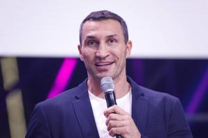 Володимир Кличко запросив усіх бажаючих на конференцію зі спортивного маркетингу