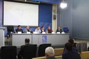 Річниця спротиву Донбасу окупації РФ: в Укрінформі провели медіамарафон