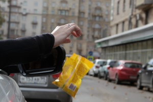 В Киеве могут увеличить штрафы за мусор мимо урны