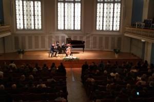 У Віденському Концертхаусі з успіхом пройшов український концерт