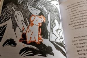 """В каталог лучших книг для детей с инвалидностью попала украинская """"Рики и дороги"""""""