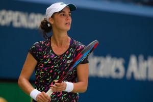 Калініна виграла стартовий матч на турніре ITF W80 в Шарлоттсвілі