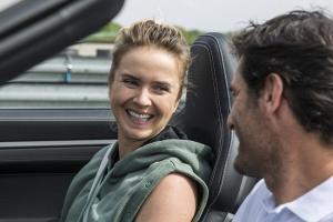 Світоліна випробувала авто, яке отримає переможниця турніру WTA в Штутгарті
