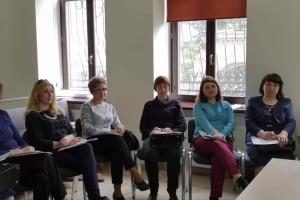 На Львівщині обговорили сучасні виклики у роботі секретарів рад ОТГ