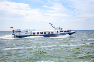 На Півдні поновлюють водні пасажирські перевезення