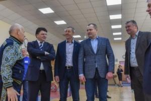 Профильный комитет ВР оценил работу по модернизации олимпийского центра Конча-Заспа