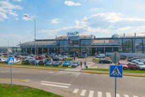 """Аеропорт """"Київ"""" відновив роботу - бомби не знайшли"""