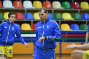 Українські футзалісти на турнірі в Італії мають відчути впевненість у собі - Одегов