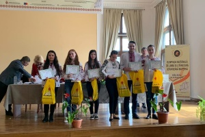У Румунії відбулася Національна олімпіада з української мови та літератури
