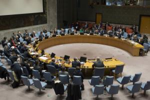 """Kraje Unii Europejskiej złożyły w ONZ oświadczenie w sprawie rosyjskiej """"paszportyzacji"""" Donbasu"""