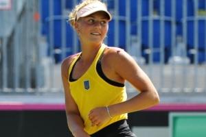 Теніс: Костюк вийшла до парного півфіналу турніру ITF у Швейцарії