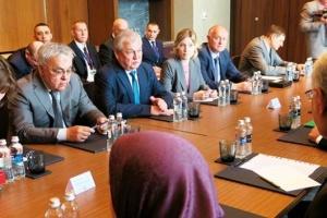 У Нур-Султані стартували переговори щодо Сирії