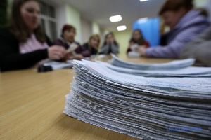 В Ужгороде пересчитают результаты выборов на двух участках