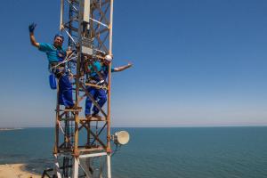 Київcтар у квітні підключив до 4G ще 1126 населених пунктів
