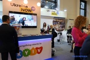 Київ представлять на туристичній виставці в Дубаї