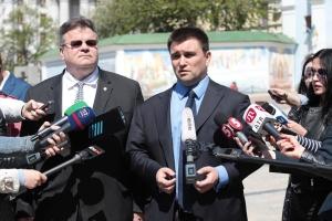 Угорщина свідомо вибрала лінію на конфронтацію в мовному питанні - Клімкін