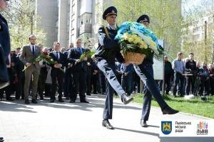 Пам`ять жертв Чорнобильської катастрофи вшанували у Львові