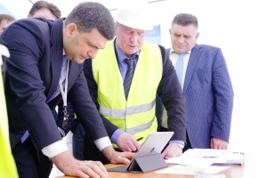 Експлуатація сховища ядерного палива посилить економіку України - Гройсман