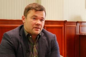Адвокат Богдан каже, що відвідував Конституційний суд за дорученням Зеленського