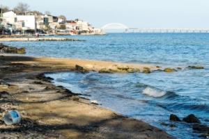 У Керчі зруйнували один з найстаріших пляжів