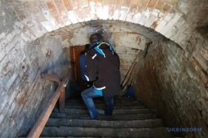 Никопольские подземелья