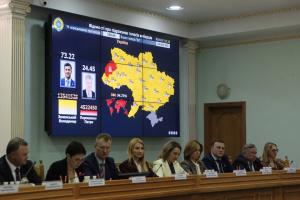大統領選挙公式結果発表:ゼレンシキー候補、得票73.22%で大統領への選出が確定