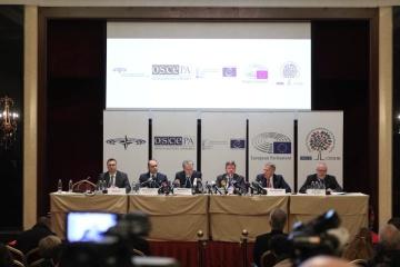 OSCE選挙監視団団長「選挙は概して自由に実施された」