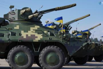 La defensa ucraniana funcionará según los nuevos estándares (Fotos)