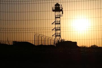 Ukraina umacnia bezpieczeństwo granicy - Zełenski podpisał ustawę