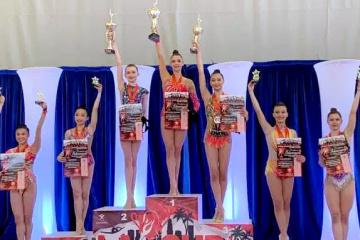 Ukrainerin Oleksandra Jaremtschuk gewinnt internationales Turnier in den USA