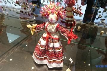 El Consejo de Europa acoge la exposición de muñeca motanka ucraniana  (Fotos)