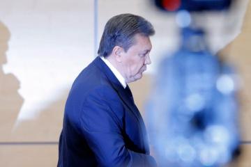 Los activos de Yanukovych en Suiza permanecerán congelados durante otros tres años