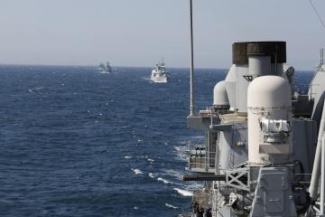 NATO ships in Black Sea signify stability of Odesa region