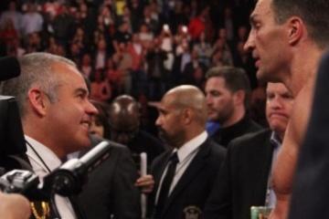 Der kleine Klitschko wurde Berater des WBA-Präsidenten