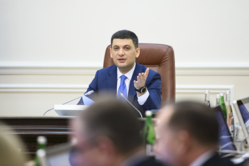 PM Groysman: Government has plan B in case Russia blocks Ukrainian GTS