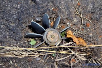 Zahl der Minenopfer: Ukraine ist auf Platz 5 – Landminen Monitor 2019