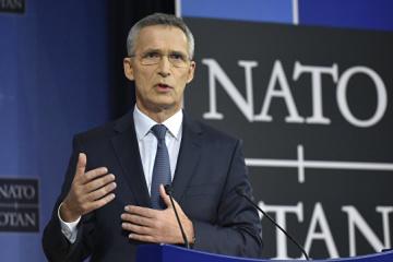 NATO będzie zwiększać praktyczną pomoc dla Ukrainy i Gruzji – Stoltenberg