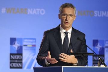 NATO stimmt Bemühungen für Unterstützung der Ukraine im Schwarzen Meer ab